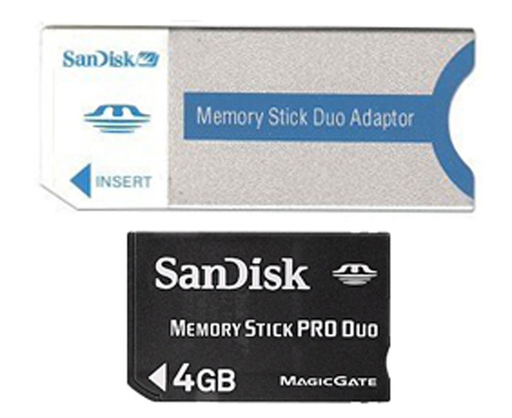 4gb Memory Stick Pro For Sony Cybershot Dsc P120 Dsc P150